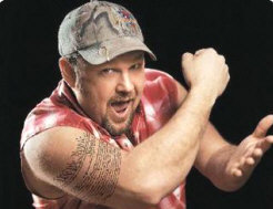Only In America: Larry The Cable Guy
