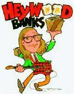 Heywood Banks, Comedian