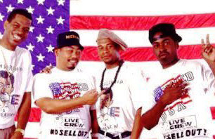 2 Live Crew - booking information