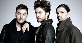 Thirty Seconds to Mars - booking information