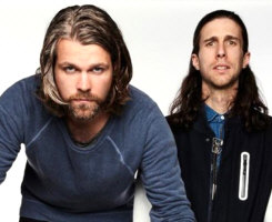 3OH!3 - booking information