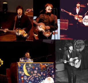 Eric Michaels as Paul McCartney