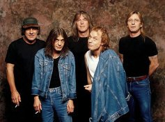 AC/DC - booking information