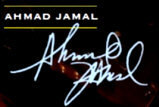 Ahmad Jamal - booking information