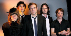 Airborne Toxic Event - booking information