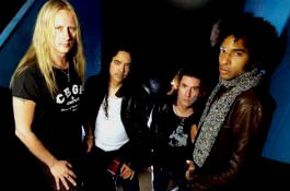 Alice in Chains - booking information