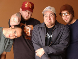 Alien Ant Farm - booking information