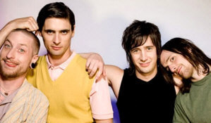 All-American Rejects - booking information