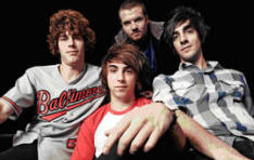 All Time Low - booking information