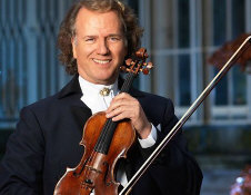 Andre Rieu - booking information