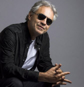 Andrea Bocelli - booking information