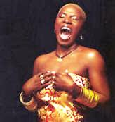 Angelique Kidjo - booking information