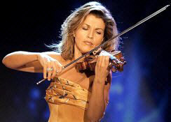 Anne-Sophie Mutter - booking information