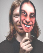 Aphex Twin - booking information