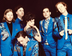 Arcade Fire - booking information