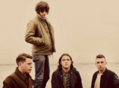 Arctic Monkeys - booking information