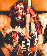 Bootsy Collins - booking information