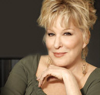 Bette Midler - booking information