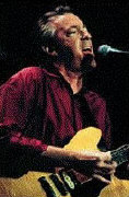 Boz Scaggs - booking information