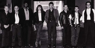 Bruce Springsteen & the E Street Band - booking information