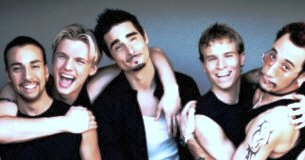 Backstreet Boys - booking information