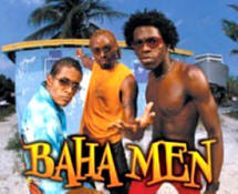 Baha Men - booking information