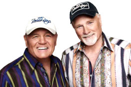 Beach Boys (Bruce Johnston and Mike Love) - booking information