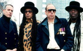 Big Audio Dynamite - booking information