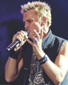Billy Idol - booking information