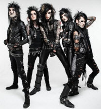 Black Veil Brides - booking information