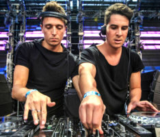 Blasterjaxx - booking information