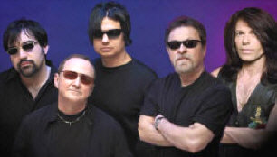 Blue Oyster Cult - booking information