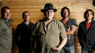 Blues Traveler - booking information