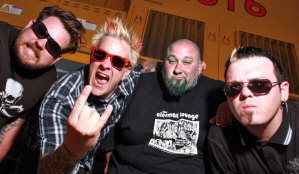 Bowling For Soup - booking information