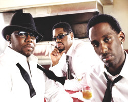 Boyz II Men - booking information