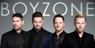 Boyzone - booking information
