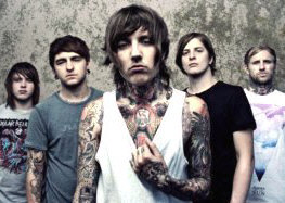 Bring Me The Horizon - booking information