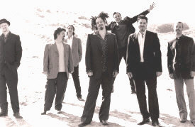 The Counting Crows - booking information