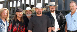 Confederate Railroad - booking information