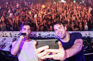 The Chainsmokers - booking information