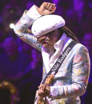 Chic featuring Nile Rodgers - booking information