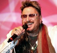Chuck Negron - booking information