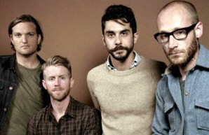 Cold War Kids - booking information
