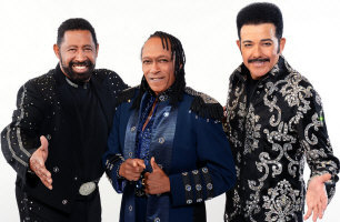 The Commodores - booking information
