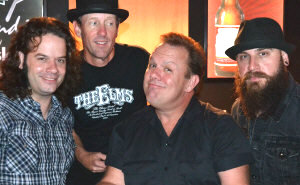 Cowboy Mouth - booking information
