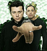 Crystal Method - booking information