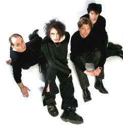 The Cure - booking information