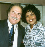 Richard De La Font with CeCe Winans - booking information