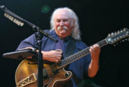 David Crosby - booking information - photo credit: Buzz Person