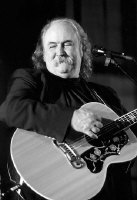 David Crosby - booking information